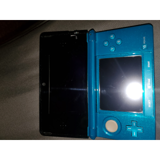 Used Nintendo 3ds w/ SSB 3ds