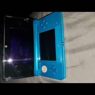 Nintendo 3DS- Blue
