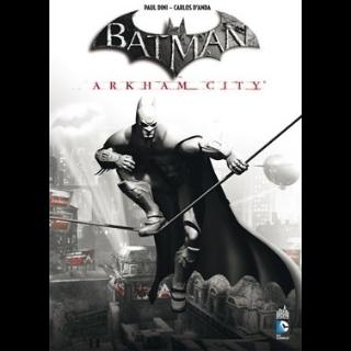 Batman™: Arkham City GOTY Edition
