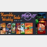 WORMS Bundle Team17 Games Bundle