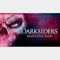 Darksiders Franchise Pack PC STEAM GIFT