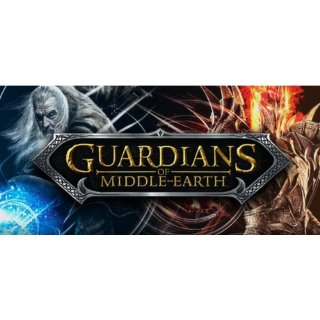 Guardians of Middle-earth PC STEAM KEY + DLC