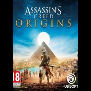 Assassin's Creed Origins UPLAY