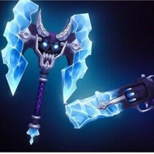 Weapon | x5 lce set