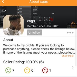 Other | SCAMMER xags
