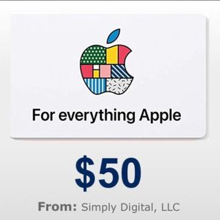 $50.00 Apple | iTunes Guaranteed - Corporate Purchased