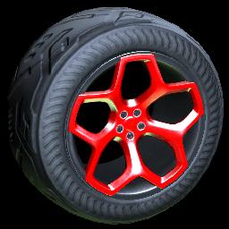 Sweeper Crimson Spyder