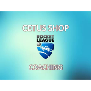 I will Coach You In Rocket League