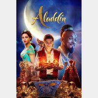 Aladdin 4K UHD Movies Anywhere Digital Code