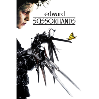 Edward Scissorhands MA REDEEM
