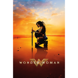 Wonder Woman 4K Moviesanywhere Digital Code