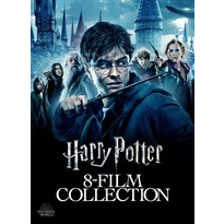 Harry Potter 8 Film Collection 4k UHD
