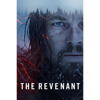 The Revenant 4k UHD