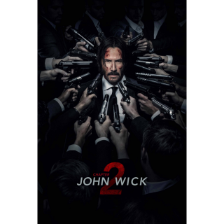 John Wick: Chapter 2 4K at movieredeem.com (vudu/itunes/googleplay/fandago)