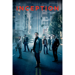 Inception 4K Moviesanywhere Digital Code