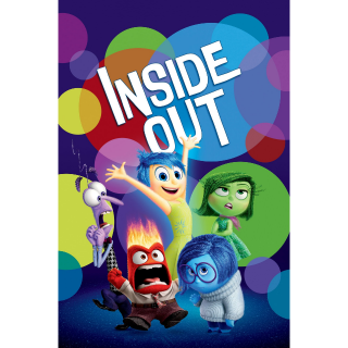 Inside Out 4k UHD with DMR Full Code