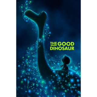 The Good Dinosaur 4K with DMR