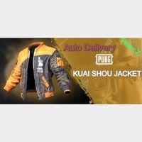PUBG | KUAISHOU JACKET (30DAYS)