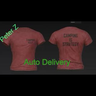 PUBG | Esports Camper T-shirt
