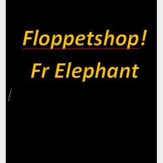 Pet   FR ELEPHANT