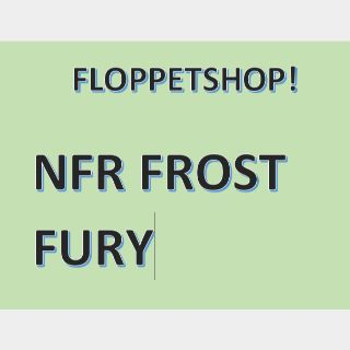 Pet   NFR FROST FURY