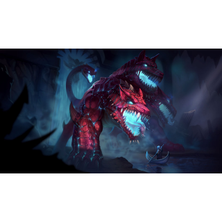 Smite: Convention 2019 Cerberus Digital Keycode [Instant Delivery]