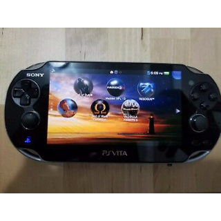 PS Vita With Wifi