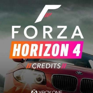 999M FORZA HORIZON 4 CREDITS (GUARANTEED CHEAPEST)