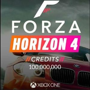 100,000,000 FORZA HORIZON 4 CREDITS (GUARANTEED CHEAPEST)
