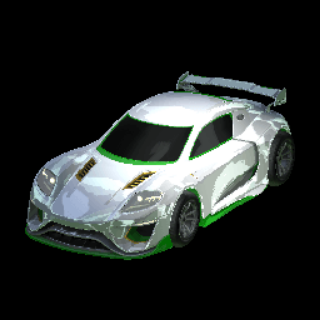 Jager 619 RS | Forest Green