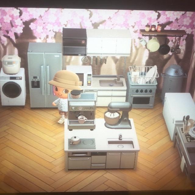 Animal Crossing - KITCHEN FURNITURE BUNDLE - Nintendo ... on Kitchen Items Animal Crossing  id=14167