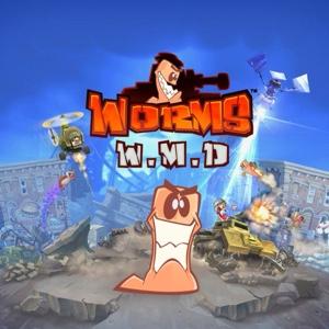 Worms W.M.D Steam