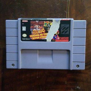 Super Mario RPG - Legend Of The Seven Stars
