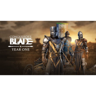 Conqueror's Blade - Year One Pack  (Global Code/ Instant Delivery)