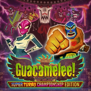 Guacamelee! Super Turbo Championship Edition (Global Steam Key/ Instant Delivery)