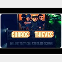 Of Guards and Thieves Skins Pack (Global Steam Key/ Instant Delivery)