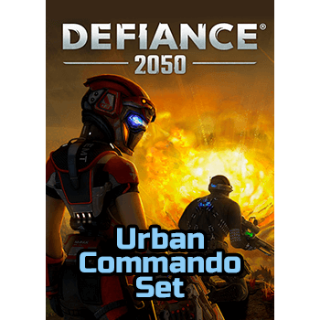 Defiance 2050 - Urband Commando Set (PC only/ Global Code/ Instant Delivery)
