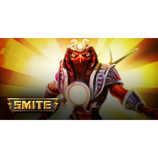 SMITE Solar Eclipse Ra Skin Code (Global Code/ Instant Delivery/ Playstation Only)