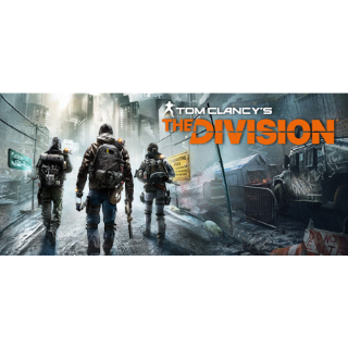 The Division + Survival DLC (Can be Activated in: AS, CA, PR, UM, USA or VI/ Instant Delivery)