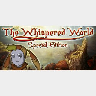 The Whispered World Special Edition (Global/ Instant Delivery)