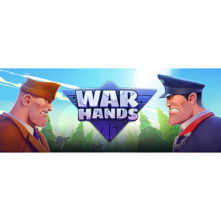 WarHands - COLONEL Pack (War Hands Global Code/ Mobile/ For IOS or Android)
