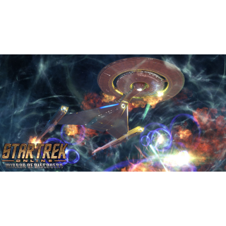 Star Trek Online - Mirror of Discovery LARGE XP Boosts & IDIC Tribble Pack (Global Code/ Instant Delivery)