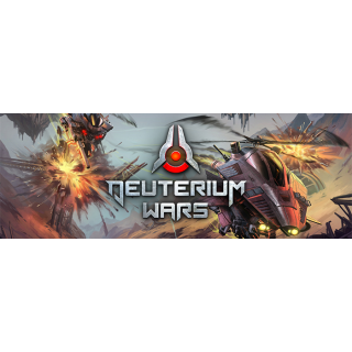 Deuterium Wars Currency and Gun Pack (Global Code/ Instant Delivery)