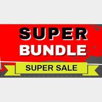 Super Bundle 7 AA games listed in description (Global Steam Keys/ Instant Delivery)
