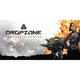 DROPZONE - Vision Tower Pack key (Global Code/ Instant Delivery)