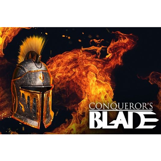 Conqueror's Blade - Crested Great Helm (Instant Delivery/ Global Code)