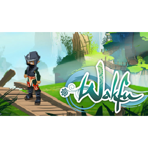 WAKFU FULL Ninja Set (Global Code/ Instant Delivery)