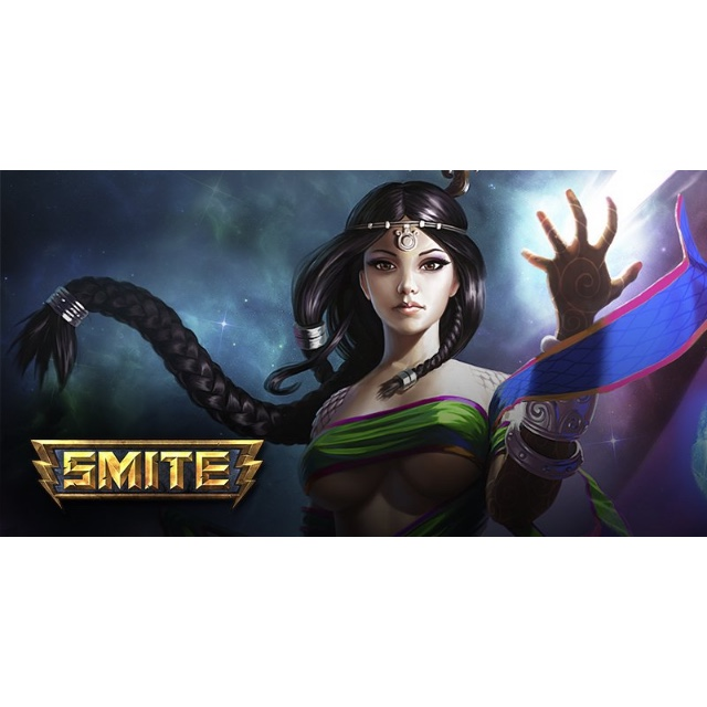 SMITE Nu Wa Water Dancer Skin Code (Global Code/ Instant Delivery/ PC ONLY)