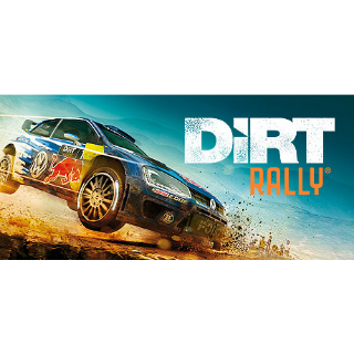 DiRT Rally (Global Steam Key/ Instant Delivery)