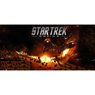 Star Trek: Online Exclusive Forged in Fire Pack (Global Code/Instant Delivery)